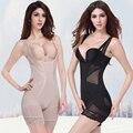 M-3xl fortalecer body shaper corsés de cintura de bambú underwear body mujeres sliming fajas fajas tallas grandes
