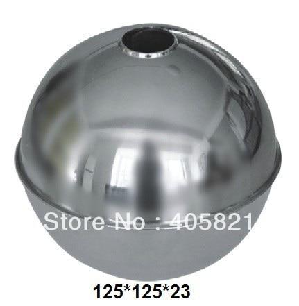 Boule magnétique de flotteur d'acier inoxydable de 125*125*23 pour le commutateur de niveau liquide de pompe