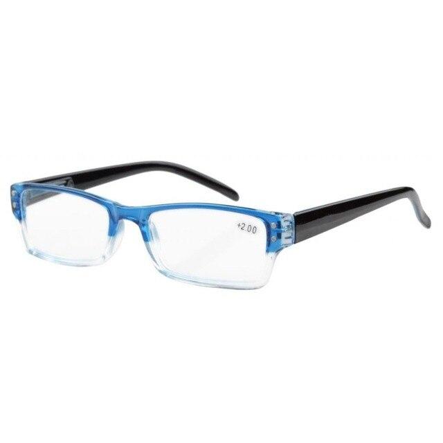 da6ec52467ab R012 Eyekepper Spring Hinges Reading Glasses Men Women With Case  +1.0 1.25 1.5 1.75 2.0 2.25 2.5 2.75 3.0 3.5 4.0