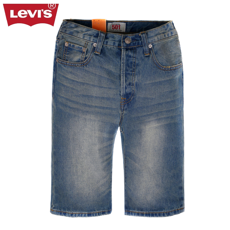 2017 Levi's 501 Series Fashion Men Shorts