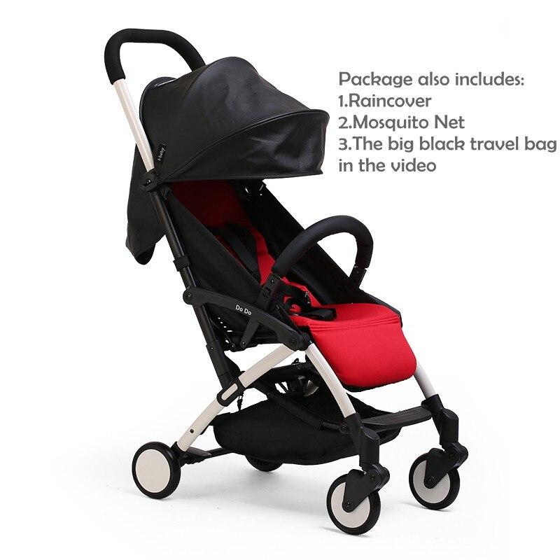 i-baby DoDo Lichtgewicht Wandelwagen Kinderwagen Hoog Landschap - Activiteit en uitrusting voor kinderen - Foto 3