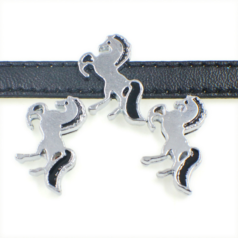 Sterling Silver 7 4.5mm Charm Bracelet With Attached 3D Surfer On Surf Board Charm
