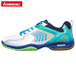 Kawasaki brand badminton shoes for men breathable anti torsion wear resistance rubber sports sneakers women k.jpg 250x250