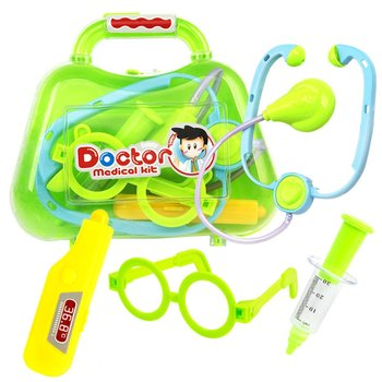 Bright Color Children Kids Cosplay Doctor Toys Set Funny Educational Simulation Medicine Suit Best Gifts