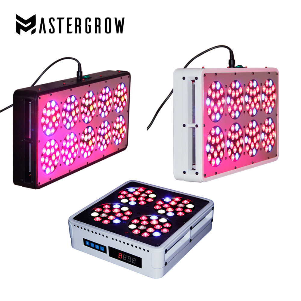 Apollo 4/8/12/20 Dimmable Remote Control Full Spectrum 300W/600W900W/1500W LED Grow Light For Indoor Plants Hydroponic System
