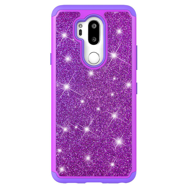 Purple Phone case lg k20 5c64f48294943