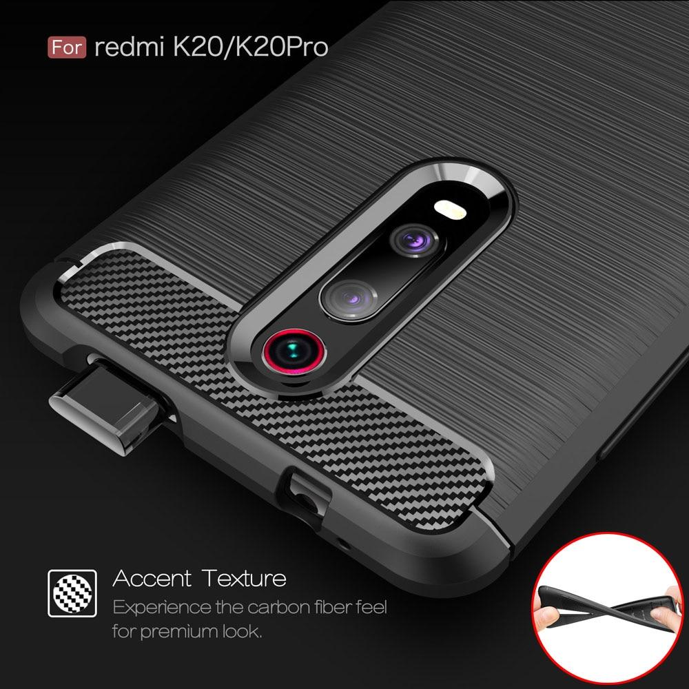 SFor Xiaomi Mi 9T Case For Xiaomi Mi 9T Mi9T Redmi K20 K30 RedmiK20 RedmiK30 Mi9 T Pro Zoom 5G Phone Back Coque Cover Case(China)