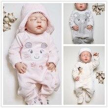 Kavkas baby rompers winter newborn baby