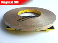 1x 8mm 55M 0 17mm Thick 300LSE PET Strong Sticky Double Sided Adhesive Tape For Phone