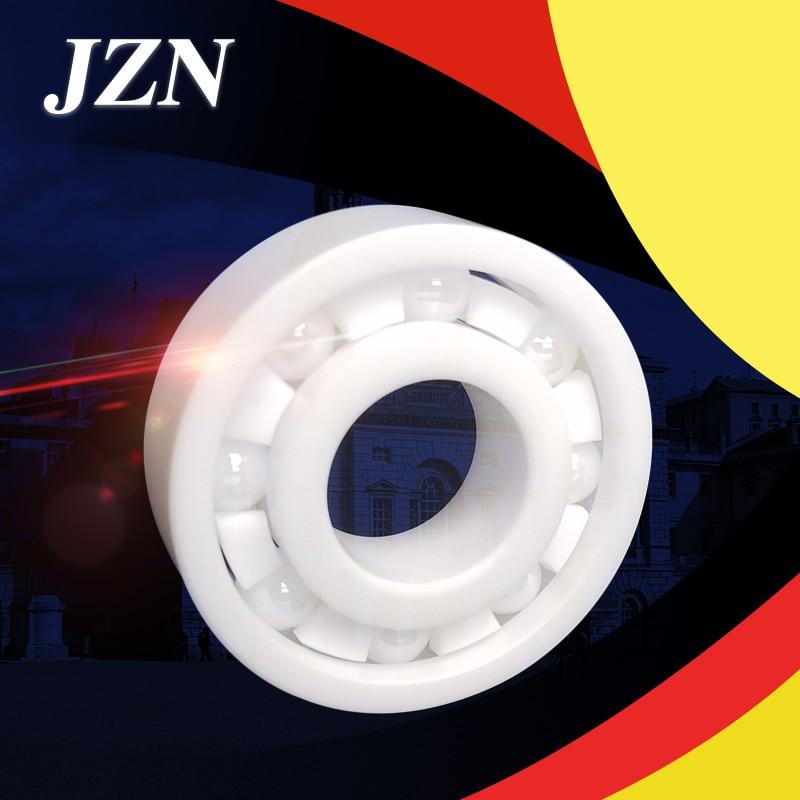623 CE Size 3*10*4mm 1 Pcs Full Ceramic Bearings ZrO2 Zirconia Ball Miniature Small Bearings Preservative Turn Smoothly Oilless