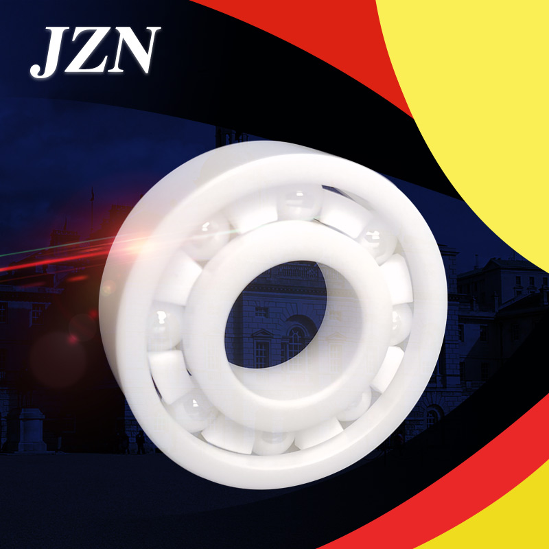 623 CE Size 3*10*4mm MR115  Full Ceramic Bearings ZrO2 Zirconia Ball Miniature Small Bearings Preservative Turn Smoothly Oilless