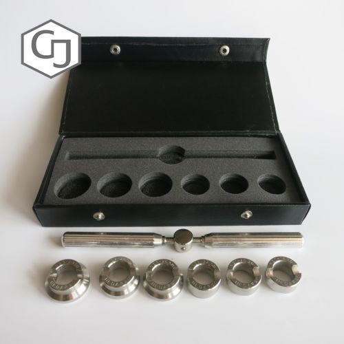 Watch Tool High End Steel Screw Back Case Opener for R 18.50mm-29.5mm | Repair Tools & Kits
