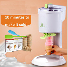Hot Sale soft service ice cream machine ice cream maker old fashioned ice cream maker(China)