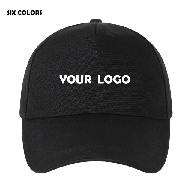 54765fccb5a Adjustable outside casual trucker black baseball cap unisex sports custom  logo printed snapback caps for promotion advertisement