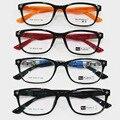 2015 Nuevo Patrón Coreano Restaurar Maneras Antiguas Miopía Gafas Marco Marco Tr Memoria Superior Corea Hombres Y Mujeres Montura de gafas