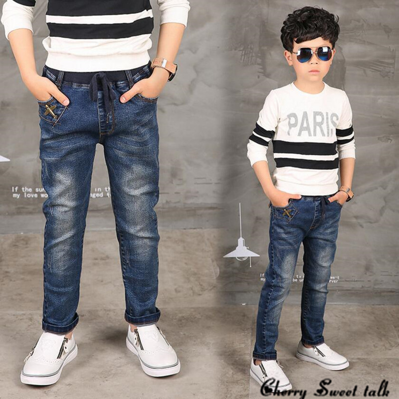 The boy jeans, children wear fashionable style and high quality kids jeans, boy leather jeans 3 4 5 6 7 8 9 10 11 12 13 14 year
