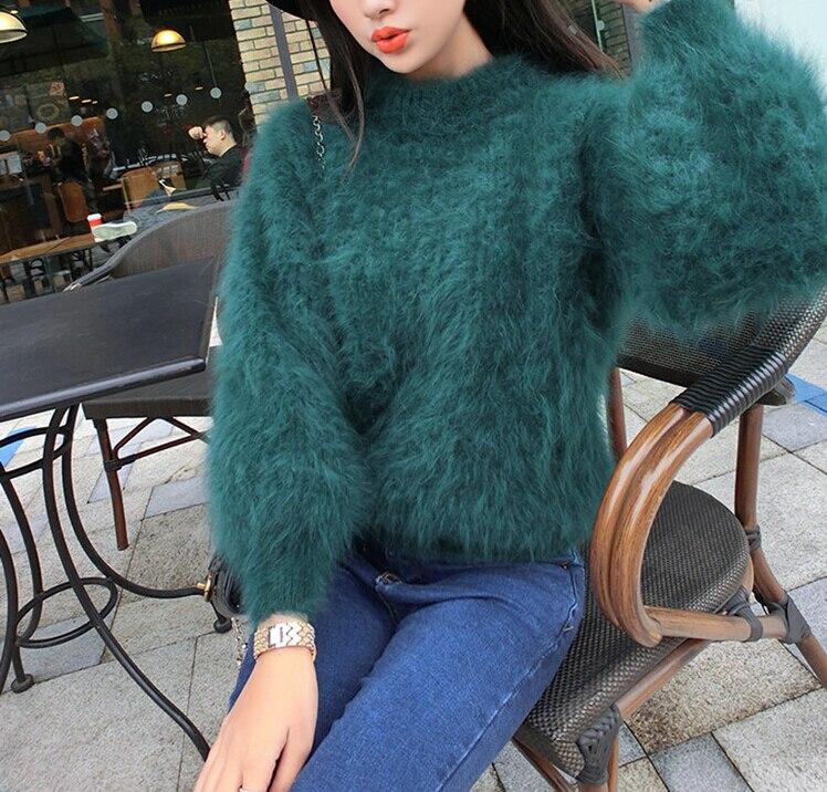 Haute Femme 100 Gros Manteau Réel Détail Couture Naturel De Oem Cachemire Pulls mogreen Jyellow Personnalisé Chandails Luxe purple Vison En red lightgrey Dfp899 rwIX7xqI4