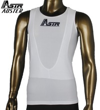 2016 new ASTR Pro Team Base Layer Sleeveless cycling vest bicycle under shirt men Mesh Breathable cycling sports underwear S-2XL