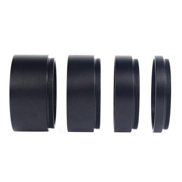 tubo para câmeras e oculares-comprimento 5mm 10mm