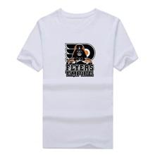 2017 New 100% Cotton Flyers Empire T-shirt Star Wars Darth Vader Philadelphia T Shirt 0105-8