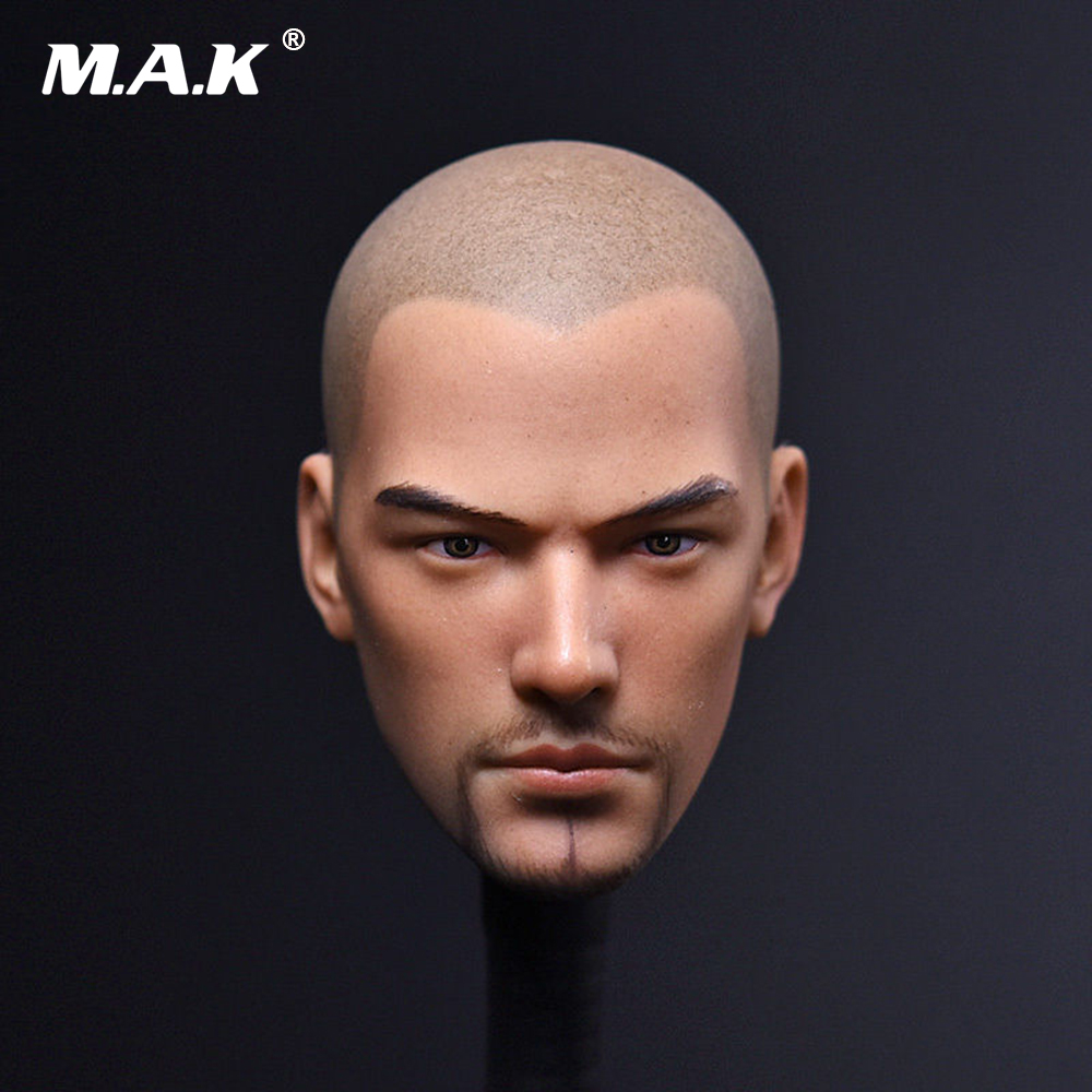 1/6 Tang Monk Head Sculpt Asura Saint Monk Head Carving Bald beard version Tencent Game Series F Man Body thelonious monk thelonious monk misterioso 180 gr