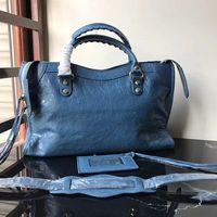 high quality women handbags top quality women shopping bags large size bags LuxuryBrand Famous Women city bags 33cm