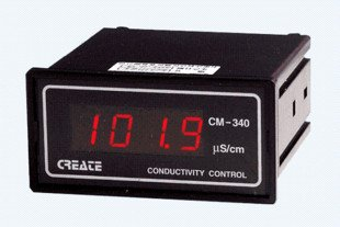 Conductivity meter 0~2000uS/cm Error:1.5%F.S ATC the value limit alarm wholesale and retail цена