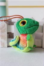 Bigeye Chameleon Pendant  Ornaments  Decorative Gift  Plush Toy