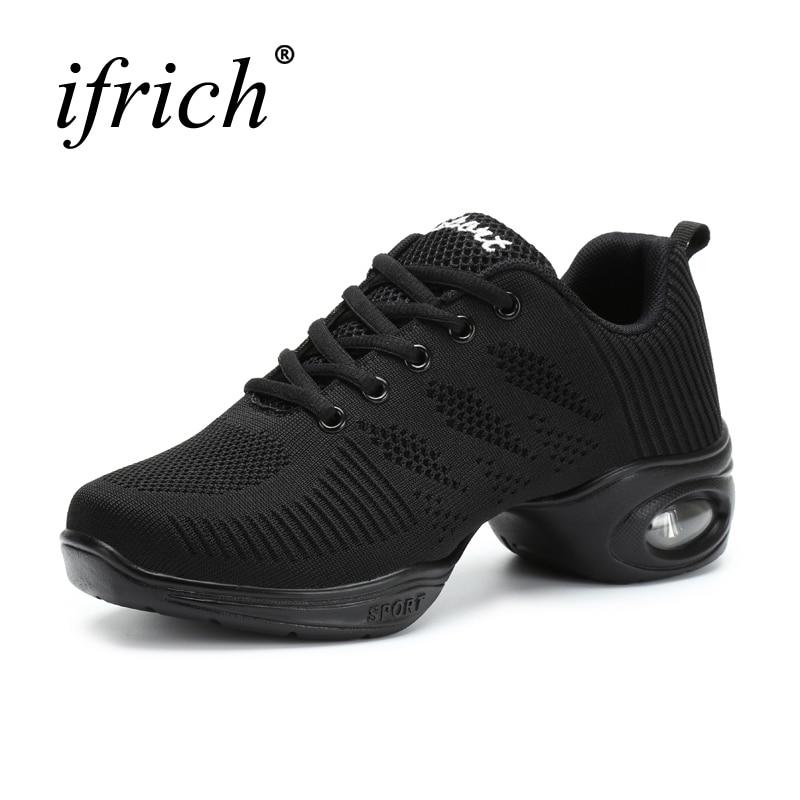 2017 New Arrival Modern Dance Shoe Rubber Mid Heel Dancing