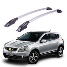 Auto parts Refitting the roof rack of aluminum alloy luggage rack for Nissan qashqai 1.6M Accessories