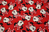 Bow Minnie Child Polyester Fabric Baby Birthday Party Wallpapers Diy Handmade Craft Home Cloth Purse Quilt