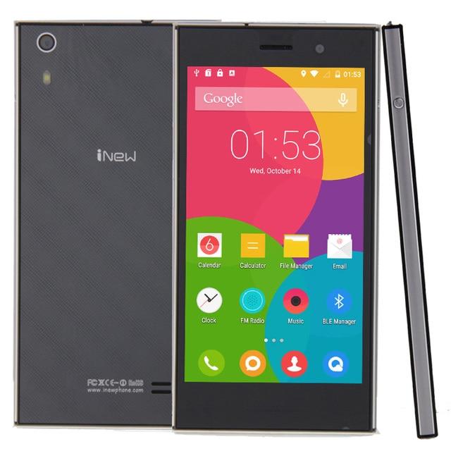 L3 2 ГБ RAM 16 ГБ ROM iNew 5.0 дюймов Android 5.0 Смартфон MTK6735 Quad Core 1.3 ГГц 13.0 MP 2150 мАч России 4 Г FDD-LTE WCDMA