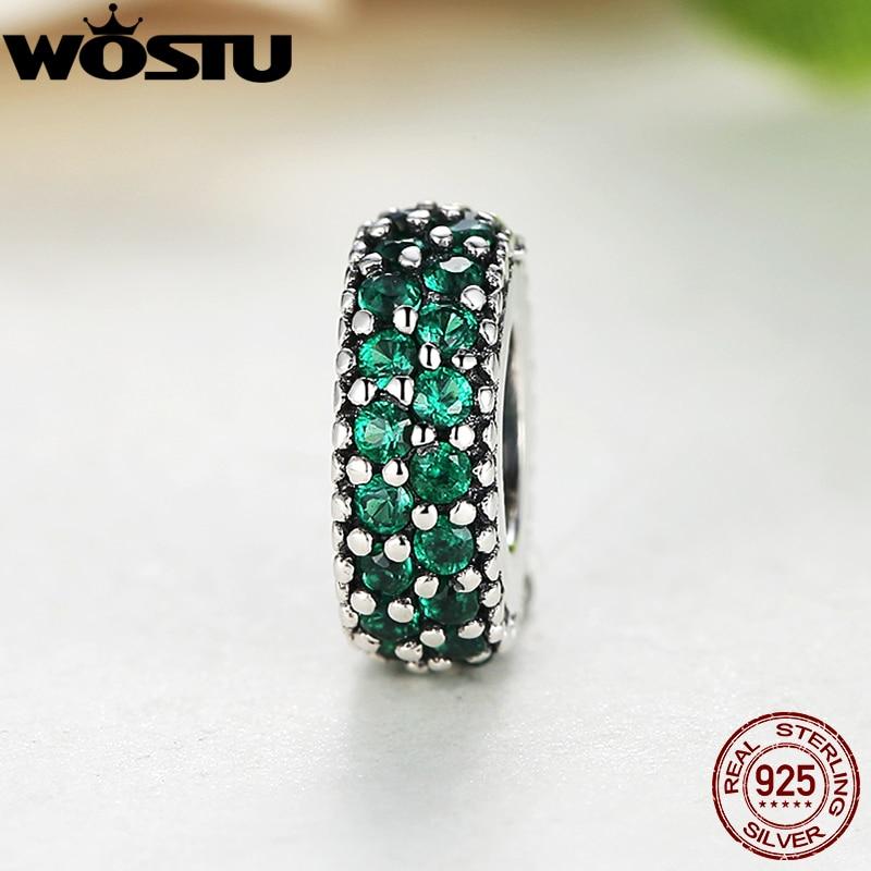 WOSTU 100% стерлінгового срібла 925 - Модні прикраси - фото 4