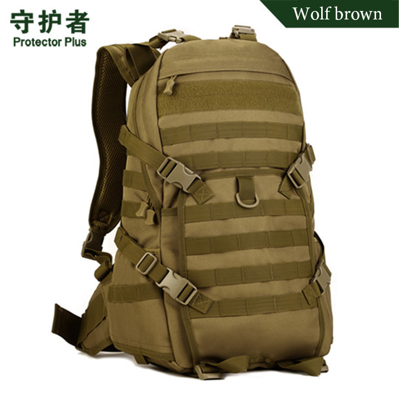 Men and women 40 liters waterproof nylon backpack multifunctional military enthusiasts camouflage high quality tourism package ranbir singh and amarjit singh status of haryana tourism