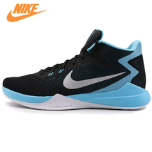 NIKE 2017 Men's Original New Arrival ZOOM EVIDENCE Basketball Sport Shoes Sneakers Trainers