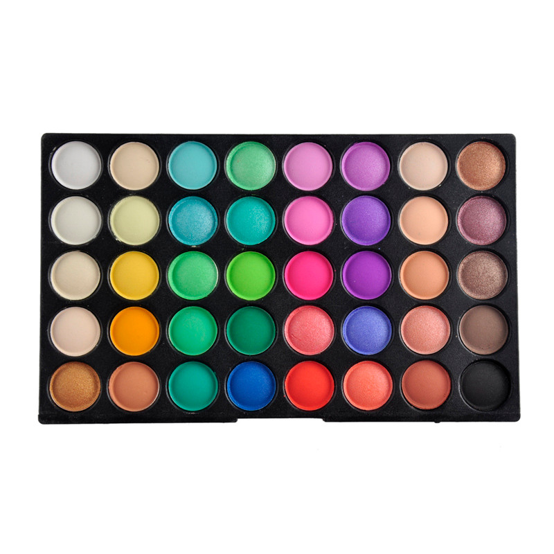 120 Colors Popfeel Eye Shadow Cosmetic Powder Nude Eyeshadow Palette Makeup Matte Natural as picture 3