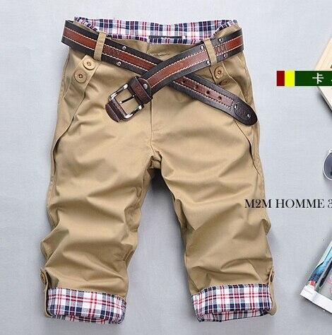 Verano Nueva Hombre Los De Pantalones Moda Para 2015 Primavera ETwdHT