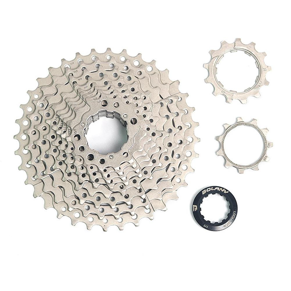Mounchain MTB <font><b>Cassette</b></font> 10 Speed <font><b>11</b></font>-36T Sprockets Freewheel Wide Ratio Mountain Bike Bicycle Accessories image