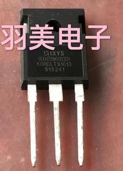 Enviar livre 20 PCS IXXH75N60B3D1 TO-247 Novo original local vendendo circuitos integrados