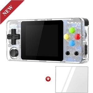 Image 2 - LDK Ландшафтная версия + пленка из закаленного стекла, 2,6 дюймовый экран мини портативная игровая консоль. Ручка игровых проигрывателей. Три цвета в наличии