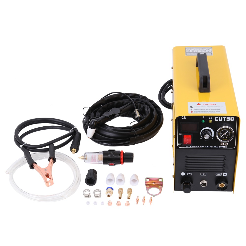 (Ship from EU) Plasma Cutter 220V Compressed Air Inverter Plasma Cutting Machine 10mm quality assurance panasonic air plasma cutting accessories reasonable price tips plasma electrodes