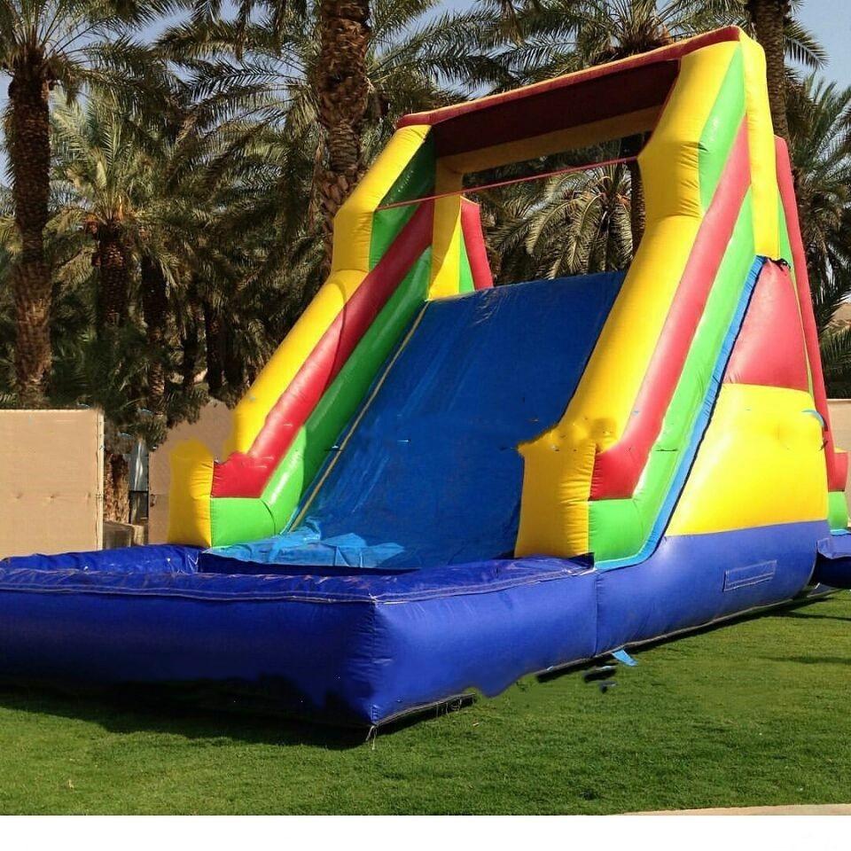 inflatable water slide pool slides for sale inflatable pool slide funny water slide combo dual slides