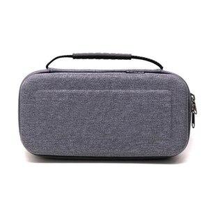 Image 4 - Caso portatile per Nintend Switch di Console EVA Carry Gioco di Stoccaggio Borsa Da Viaggio Duro Borsette Del Sacchetto per Nitendo Interruttore NS Accessori