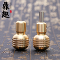 High Quality Tattoo Grips Free Shipping 1 PCS/Lot 30mm Self-Lock Tattoo Grip Professional Copper TG2121
