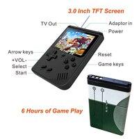 Retro Mini 2 Handheld Game Console Emulator built in 168 retro games Video Games Handheld Console for FC