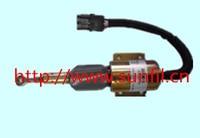 Fuel Shutdown solenoid 3930236 SA-4348-24 fits   stop solenoid 24V 3930235 fuel shutdown solenoid valve sa 4348 12 for engine 12v