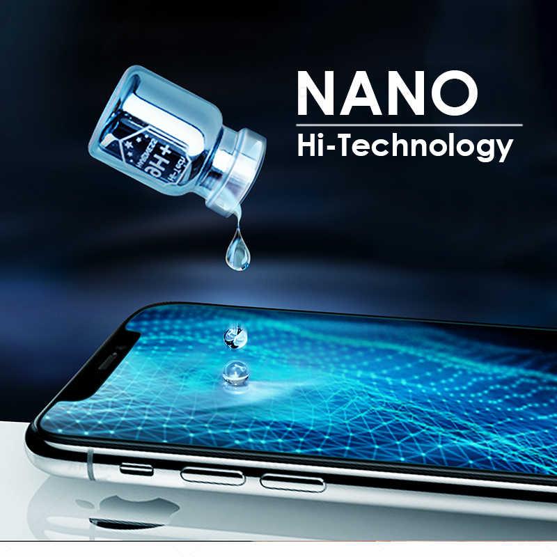 Akcoo orijinal Nano sıvı ekran koruyucu için iPad mini 4 film oleofobik kaplama ile iPad pro için iPhone 6 7 8 XR XS tablet