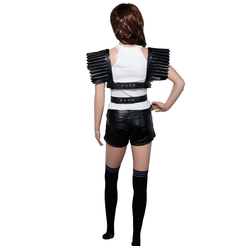 Подвязка Воротник Жгут, съемный регулируемый сексуальный жгут тела индивидуальный сладкий сплит кожаный ремень нагрудный ремень