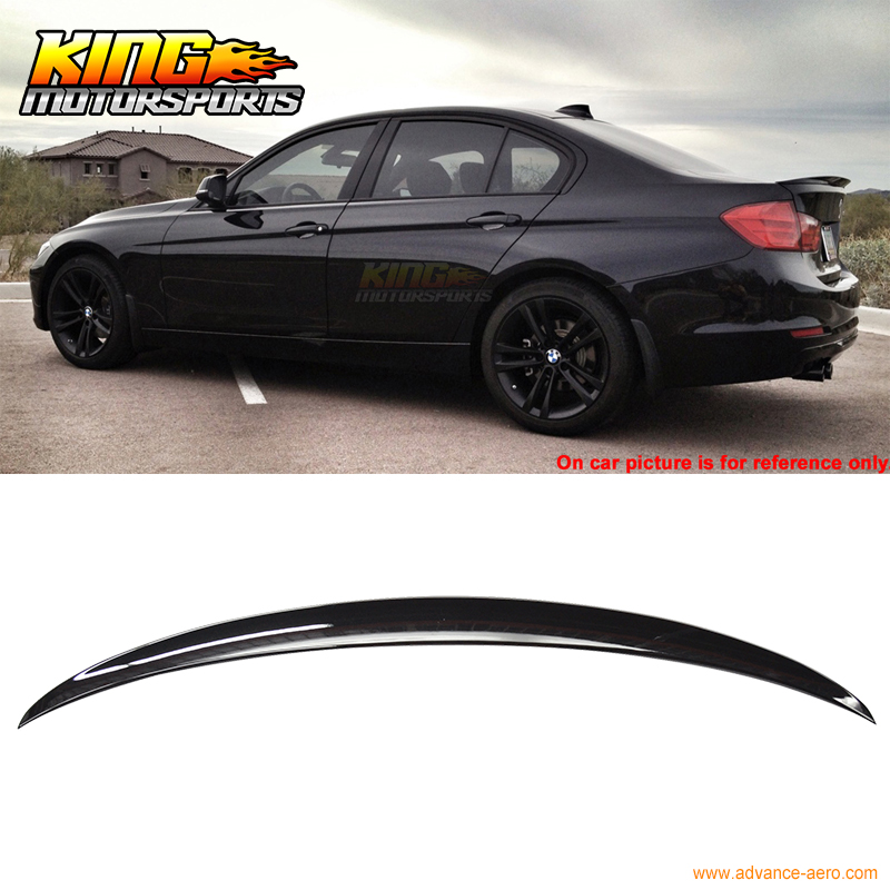 For 2012 2016 BMW 3 Series F30 4Dr P #475 Painted Trunk