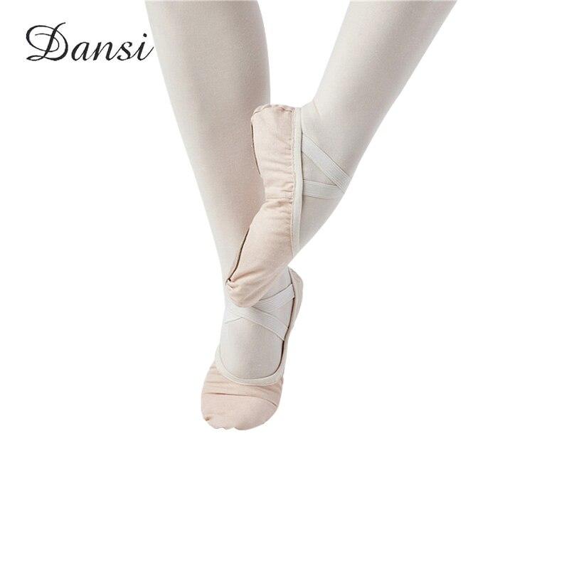 "Bloch Practice Dance Shoe 1"" - Black - Move Dancewear® |Practice Ballet Shoes"